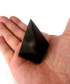 Tall shungite Pyramid
