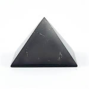 Shungite Pyramid 15 cm Polished