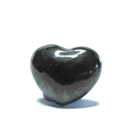 Small Shungite Heart