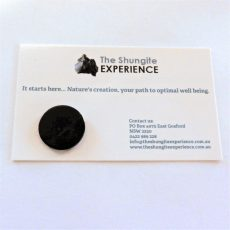 Shungite Phone Plate