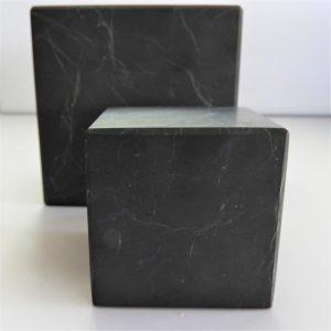 Shungite Cube 6cm Unpolished