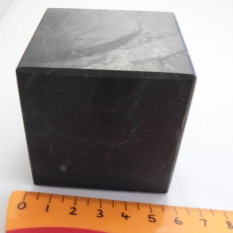 Shungite Unpolished 6cm Cube