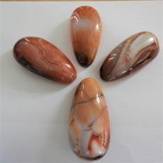 Carnelian Massage Wands