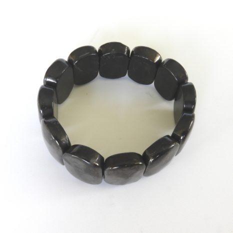 Shungite Oval Bracelet