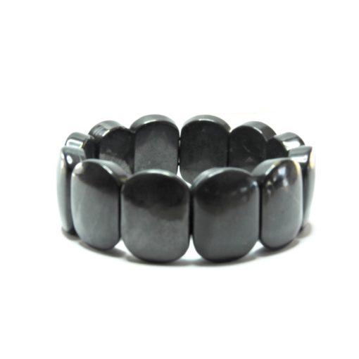 Oval Shungite Bracelet