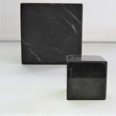 Shungite Cube 4cm Polished
