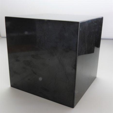 Shungite Polished 10cm Cube
