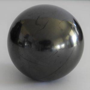 Shungite 6cm Polished Sphere