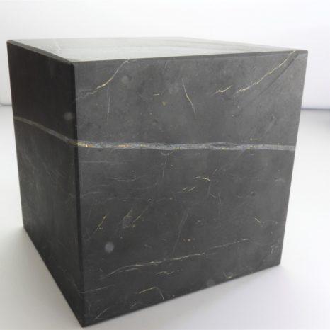 Shungite Unpolished 10cm Cube