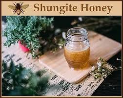 Shungite Honey