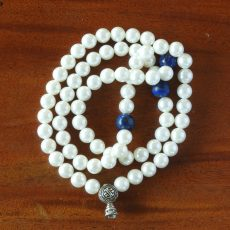 Pearl Mala Necklace