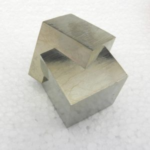 Double Pyrite Cube