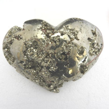 Pyrite Heart Large