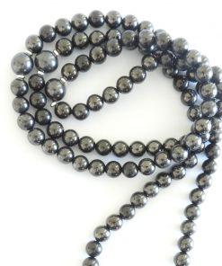 Balance Shungite Mala Beads