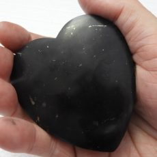 Large Shungite Heart