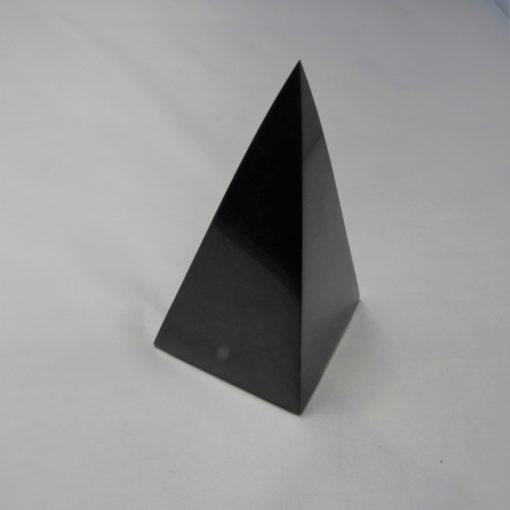 Tall shungite 6cm Pyramid