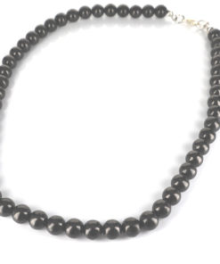 8mm Beaded Necklace