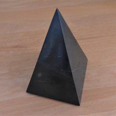 10 cm Tall Shungite Pyramid