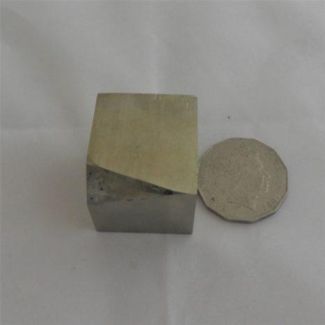 Pyrite Cube 155gms
