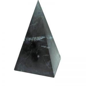 Unpolished Tall Shungite Pyramid
