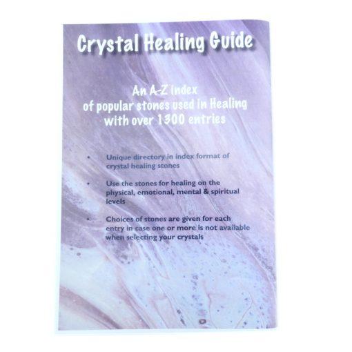 Healing Crystal Book