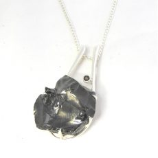 Elite Shungite & Smokey Quartz Pendant