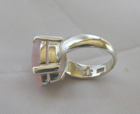 Morganite Ring