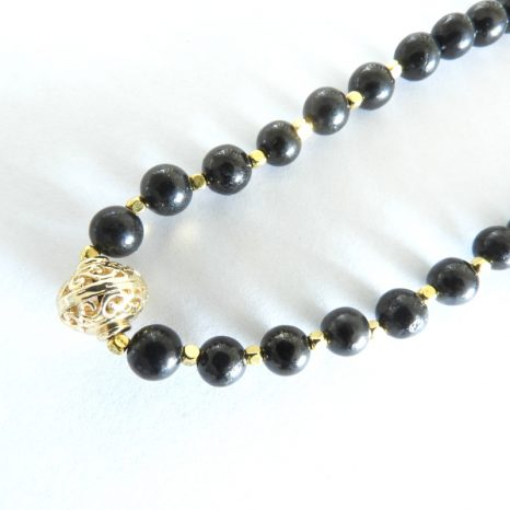 Shungite Mala 6mm Beads