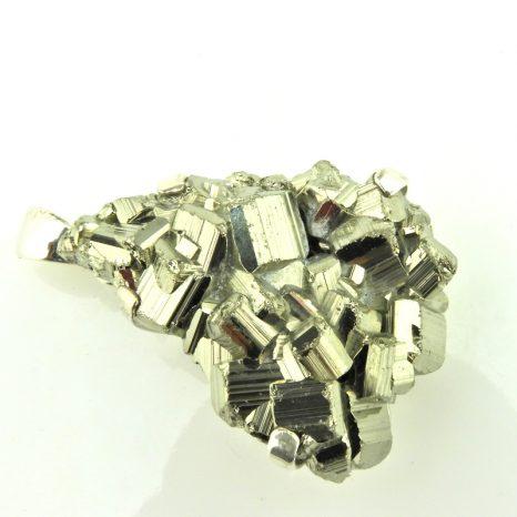 Pyrite Nugget Pendant