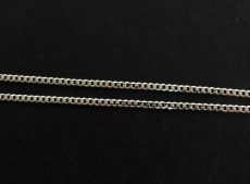 Sterling Silver Curblink Chain 60cm