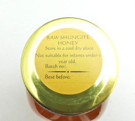 Raw Shungite Honey