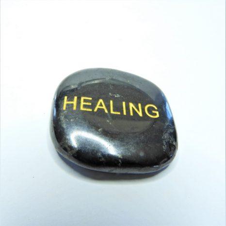 Shungite Word Stones - Healing