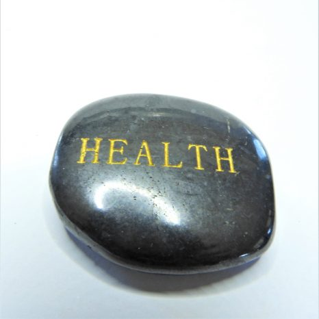Shungite Word Stones -Health