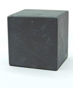 4cm Unpolished Shungite Cube