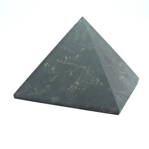 8cm Unpolished Pyramid