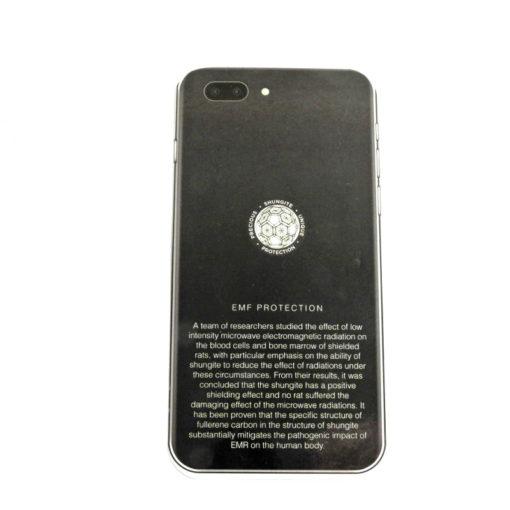 Shungite Mobile Phone Sticker