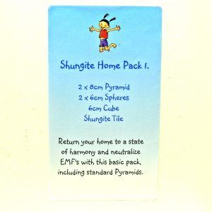 Shungite Home Pack No 1