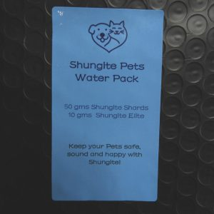 Shungite Pet Pack