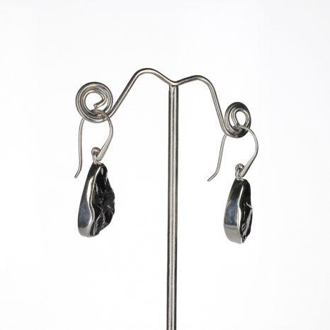 Freeform Elite Shungite Earrings