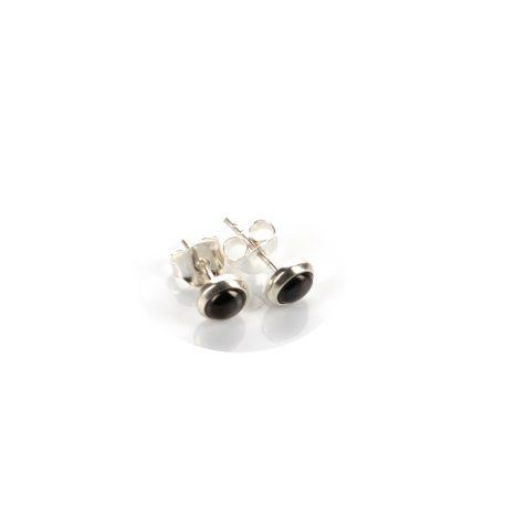 Shungite Stud Earrings
