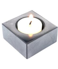 Shungite Candle Holder