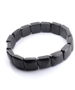 Square Shungite Bracelet