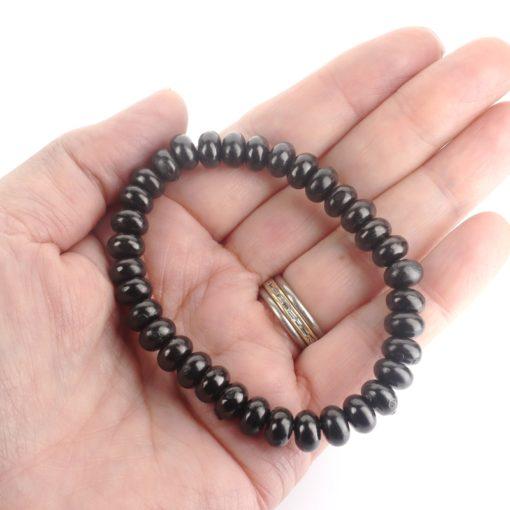 rondell bead bracelet